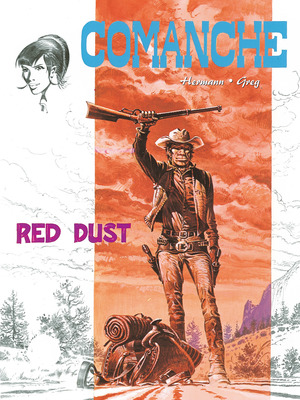 Comanche - 1 - Red Dust.